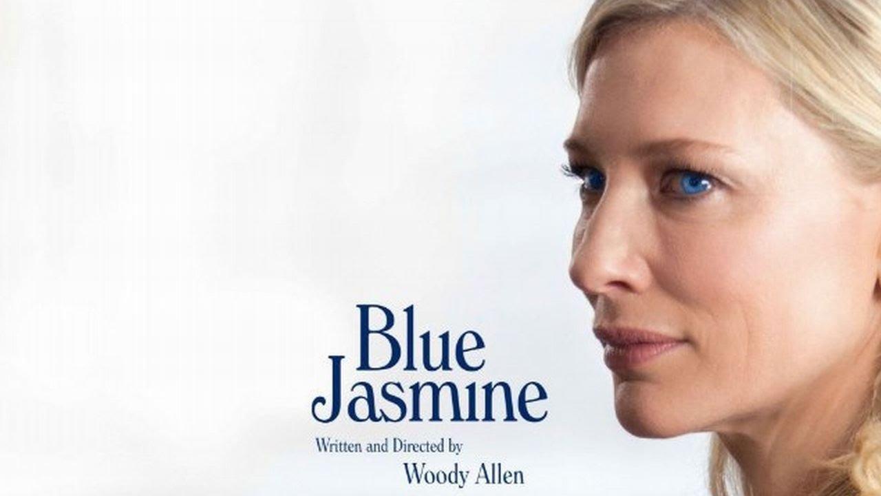 Blue Jasmine - poster big