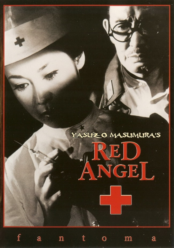 Red Angel Poster