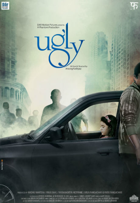 Ugly-Poster 2013