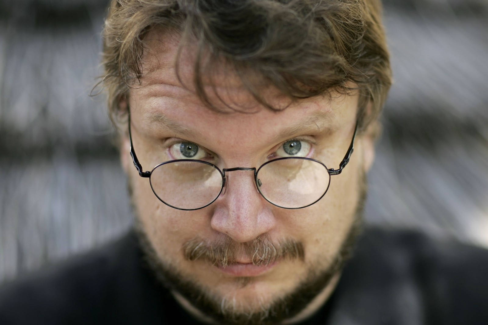 Guillermo del Toro, film director poses for a picture during the