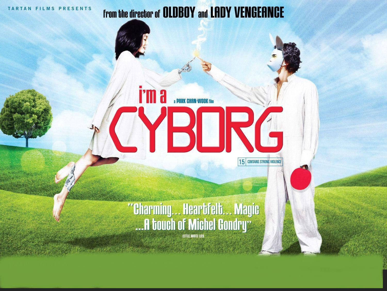 """Η Αδικημένη Ταινία του Παρκ Τσαν-Γουκ """" I'm a cyborg but that's ok"""" στο Ανθολόγιο Κορυφαίων Ταινιών"""