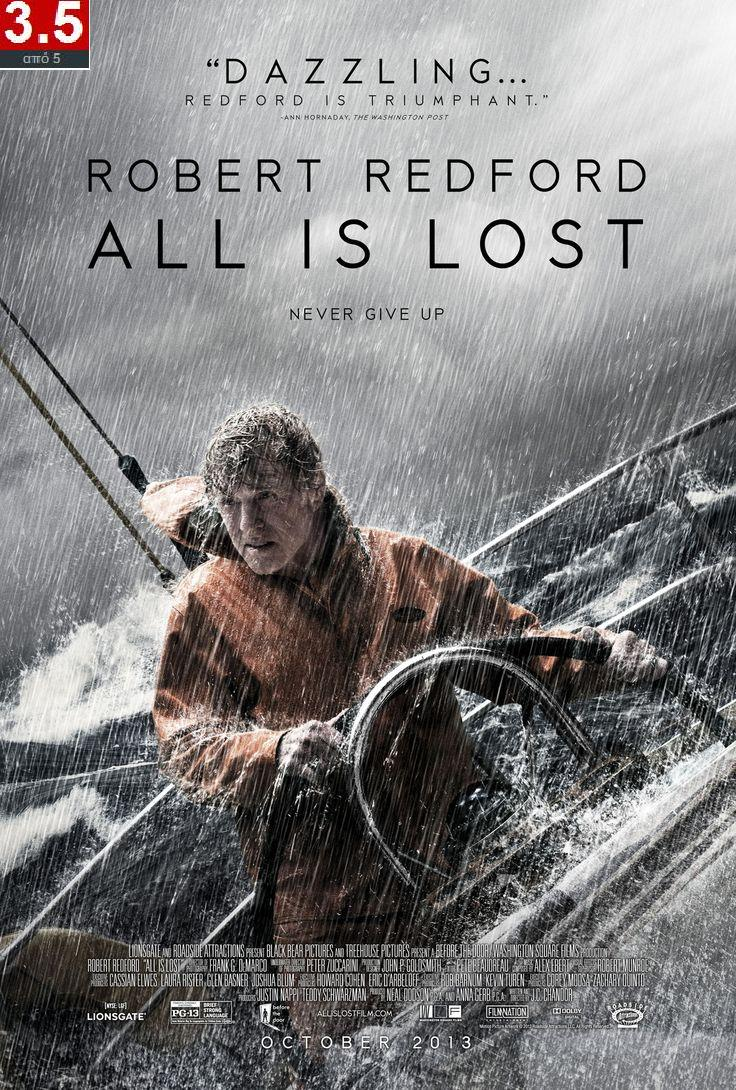 all is lost poster 4