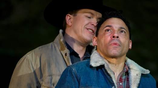 'Brokeback Mountain' Opera at Royal Theatre in Madrid