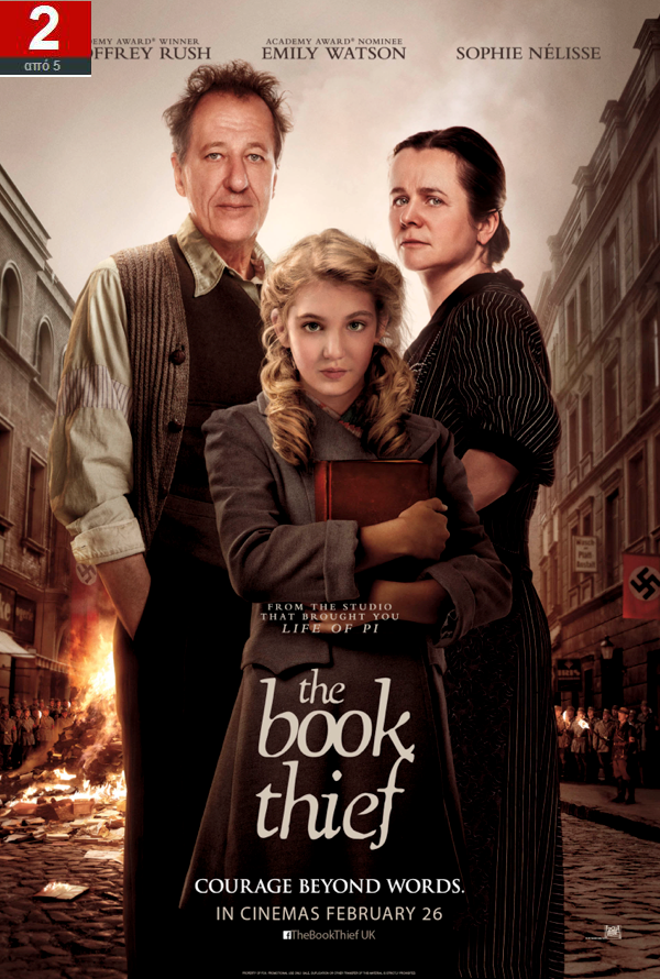THE BOOK THIEF 2
