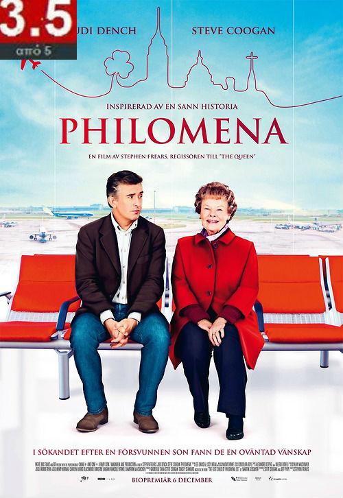 philomena new poster 2