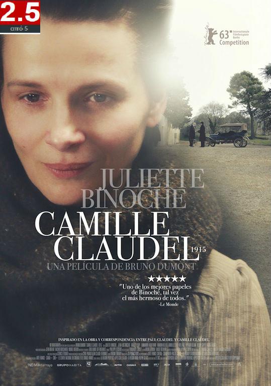 Camille Claudel 1915 poster2