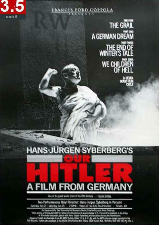 Hitlera film from Germany post1