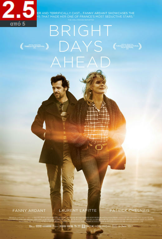 Bright Days AheadPOSTER2520OUTFACE