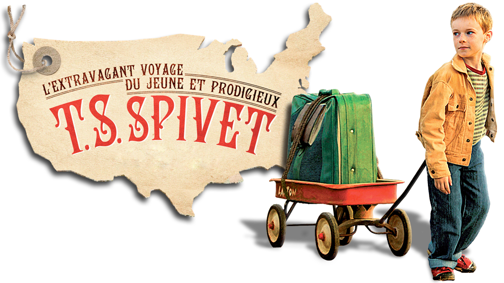 The Young and Prodigious T.S. Spive p