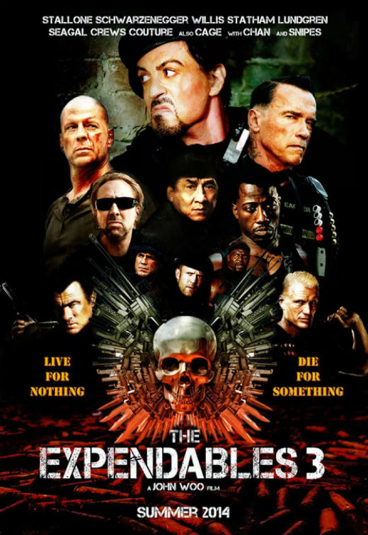 The Expendables 3A