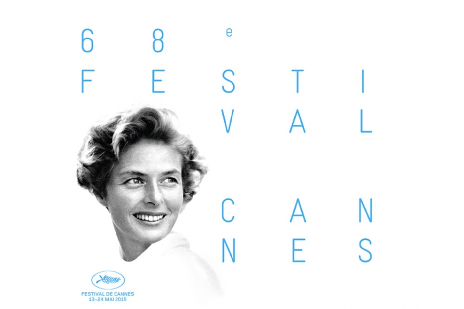 Le-Festival-de-Cannes-affiche-Ingrid-Bergman