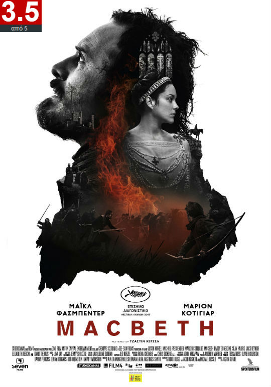 Macbeth greek poster