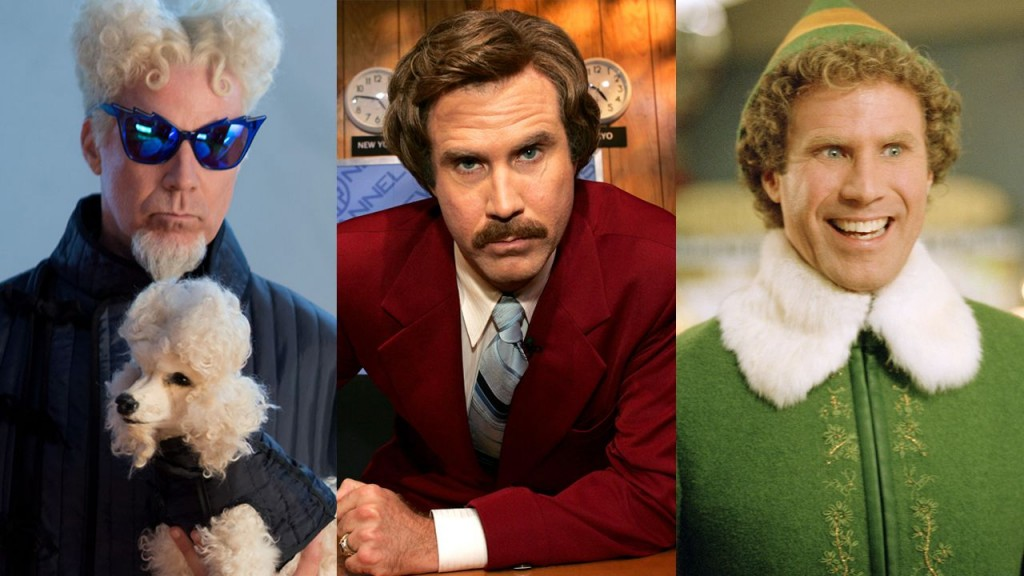 will-ferrell-characters